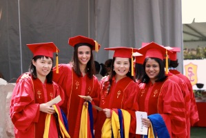 L-R: Fang-Ying Hsieh, Christina Hagedorn, Lucy Kyoungsook Kim, Arunima Choudhury