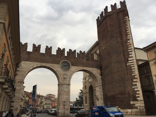 Gate to Verona