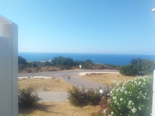 View From Roumi's Office in Crete